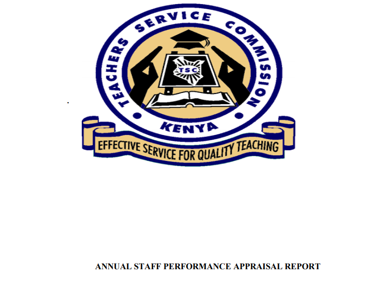 Download New TSC TPAD 2 Teachers Performance Appraisal PDF Form