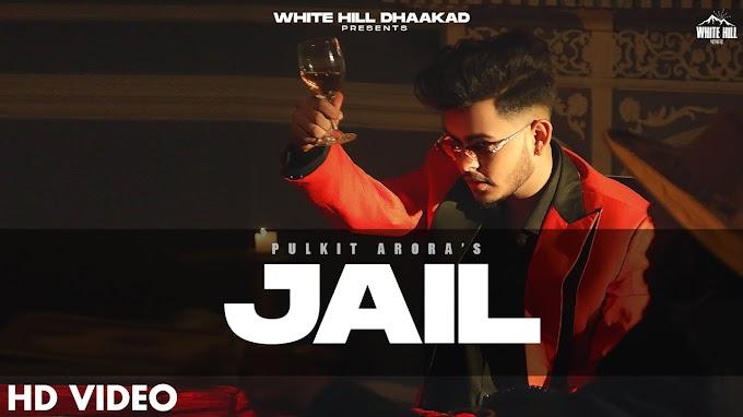Jail Lyrics - Pulkit Arora | New Haryanvi Song Haryanvi 2021 | New Haryanvi Song 2021