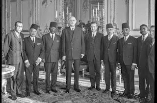 Décès de Marcel Henry : Communiqué de la Présidence de l'Union des Comores