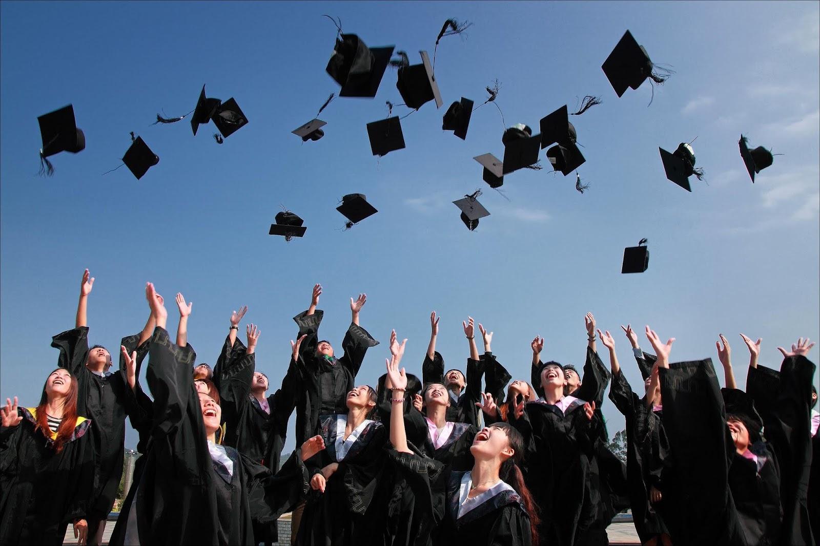Senior Picture Captions For Graduation Ceremony