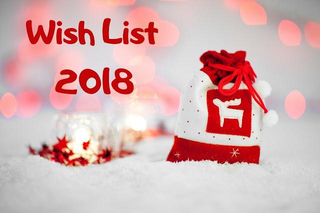 Мій Wish List 2017/2018