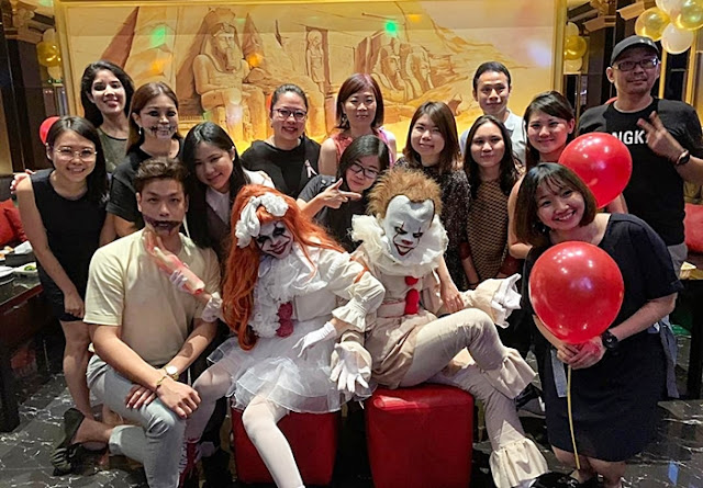 Deepavali, Halloween, Fahrenheit88 Kuala Lumpur, The Peacock Rangoli, CEO Karaoke, Lifestyle,