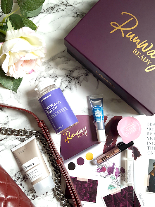 Madame Keke - Blog about Beauty, Makeup, Fashion and Lifestyle: Unboxing: lookfantastic Beauty Box Februar - Runway Ready