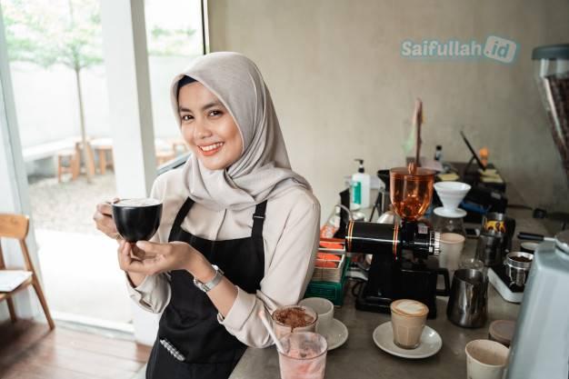 Lowongan Kerja Karyawati Kedai Charly Tabrani Ahmad Pontianak