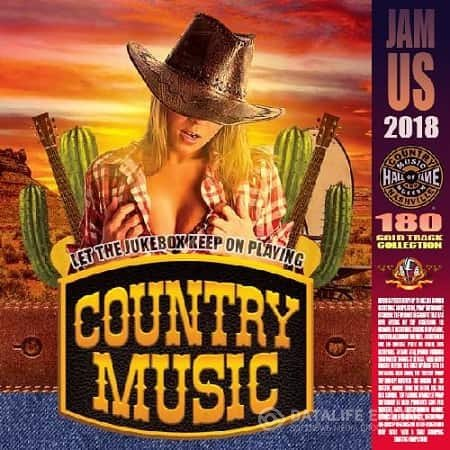 180 Gold Tracks Country Music