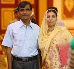 mohammed shami parents