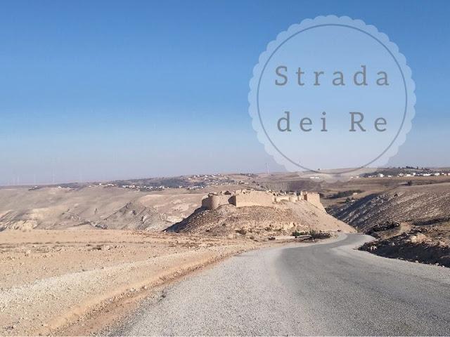 Lungo la Strada dei Re: castello di Shobak