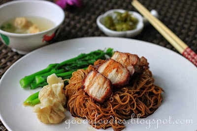 Image result for wantan chinese noodle dishes