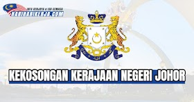 Kekosongan kerajaan Negeri Johor ~ Guru Tadika / Pembantu Hal Ehwal Islam
