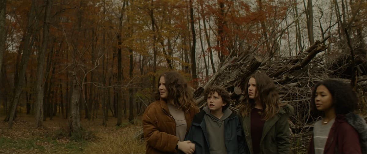 Shudder купил фильм ужасов Slapface и покажет мистический хоррор в начале 2022 года - 03