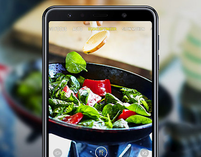 Spesifikasi Kamera Samsung Galaxy A7 (2018)
