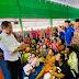 Presiden Tinjau Lokasi Banjir Bandang di Lebak