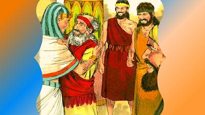 Jacó vai para o Egito