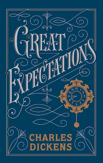Great Expectations by Charles Dickens book cover