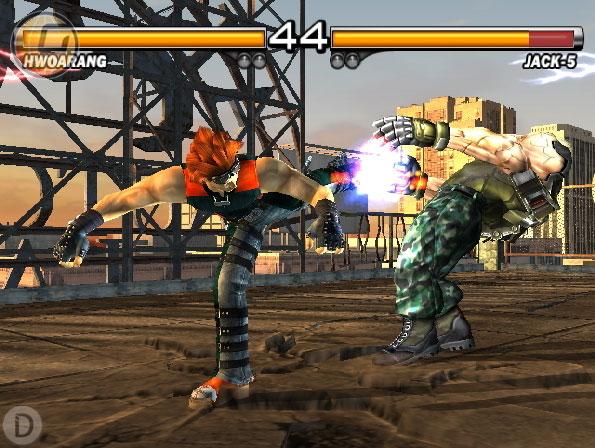 Tekken 5 3 7 Gb Ps2