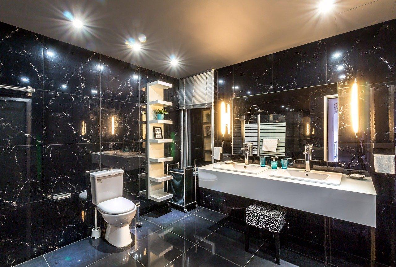 elegant bathroom light Decorasi