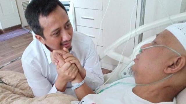 Ucapan Terakhir Ustad Arifin Ilham Kepada Yusuf Mansyur: Abang Sudah Siap