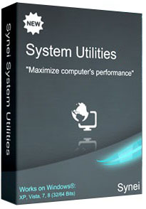 Synei System Utilities v4.0 poster box cover