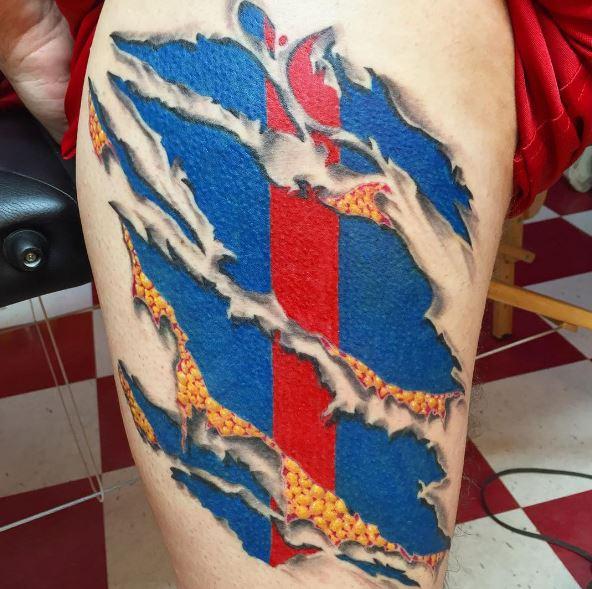 tattoo marine