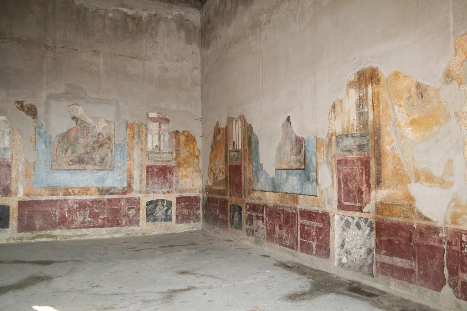 DOMVS ROMANA Triclinium espacio para comer y disfrutar