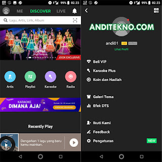 JOOX VIP Mod Apk v4.7.0 Music Premium Terbaru 2019