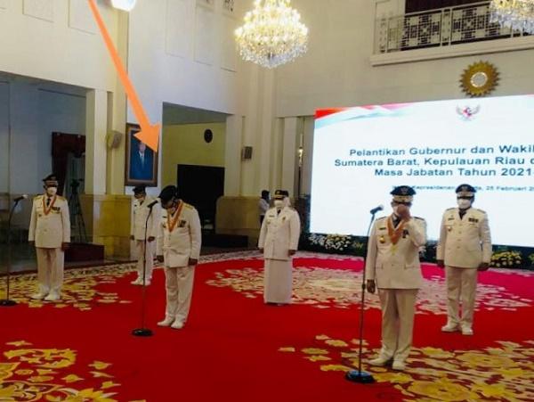 Pasangan Gubernur Kepri Resmi Dilantik Presiden RI