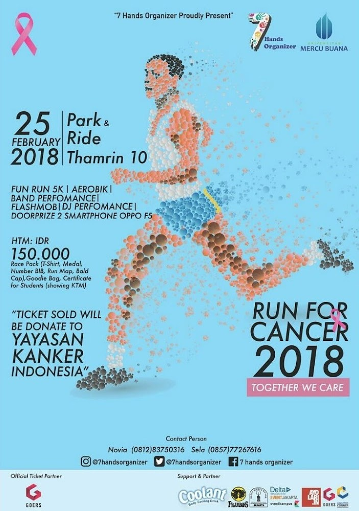 Run For Cancer • 2018