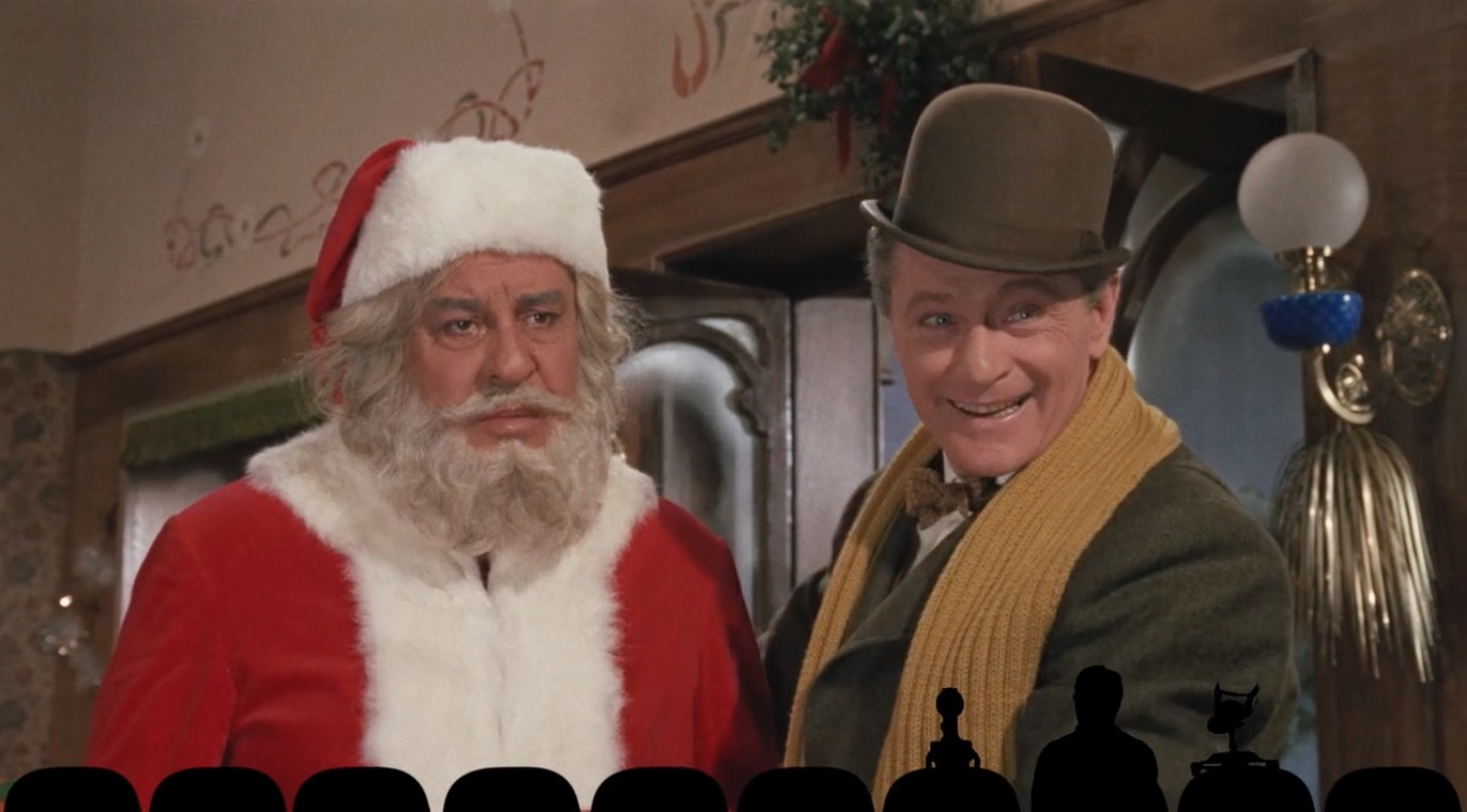 Roman's Movie Reviews and Musings: The Christmas That Almost Wasn't (1966)  – MST3K Review