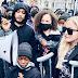 Madonna se une a manifestantes contra o racismo em Londres