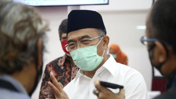 Jokowi Sempat Panggil Menko Muhadjir, Ada Apa?