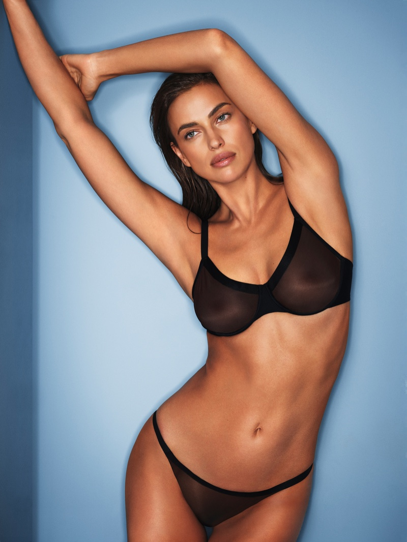 Intimissimi unveils Invisible Touch bra campaign with Irina Shayk.
