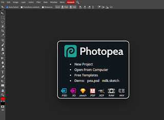 Software Aplikasi Mirip Photoshop Gratis Online Photopea