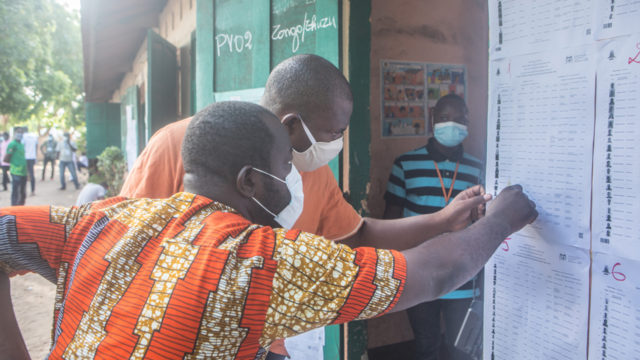Benin votes in controversial poll despite virus #Arewapublisize