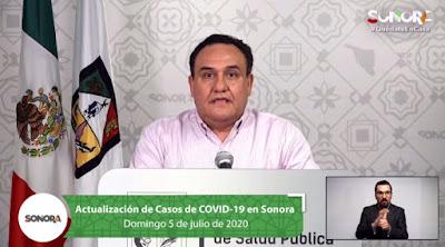 Hoy se confirmaron en Navojoa 2 fallecimientos y 34 casos por ...