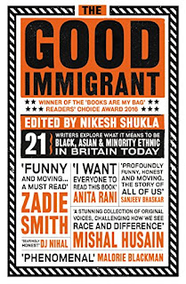 The good immigrant by nikesh shukla on Nikhilbook