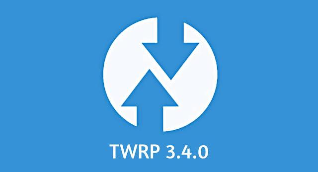 تحميل تطبيق TWRP 3.4.0 آخر اصدار مع دعم لأجهزة Android 10
