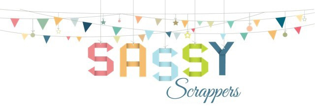 2018 Sassy Scrappers Design Team