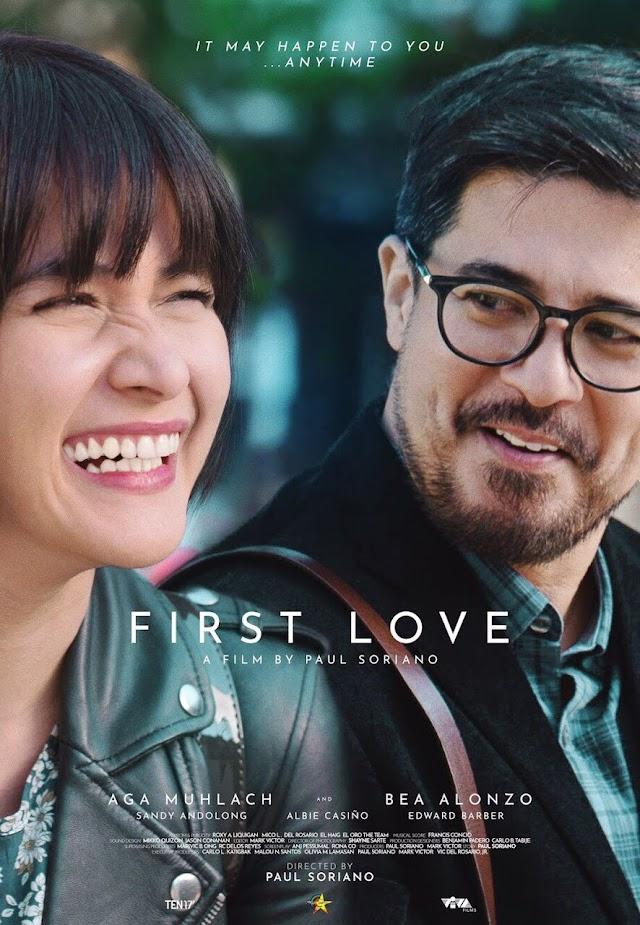 Watch Aga Muhlach & Bea Alonzo in 'First Love' on Netflix