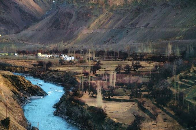 Ladakh in Winter