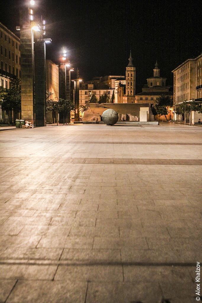 Сарагоса. Part 2