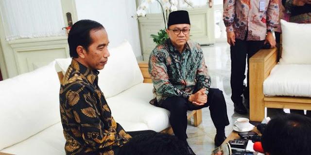 Tidak ingin calon tunggal, PAN kirim sinyal tak dukung Jokowi di Pilpres 2019