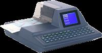 MICR cheque imprinter