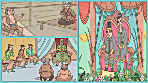 Cerita Rakyat Joko Kendil Lengkap Dengan Gambar