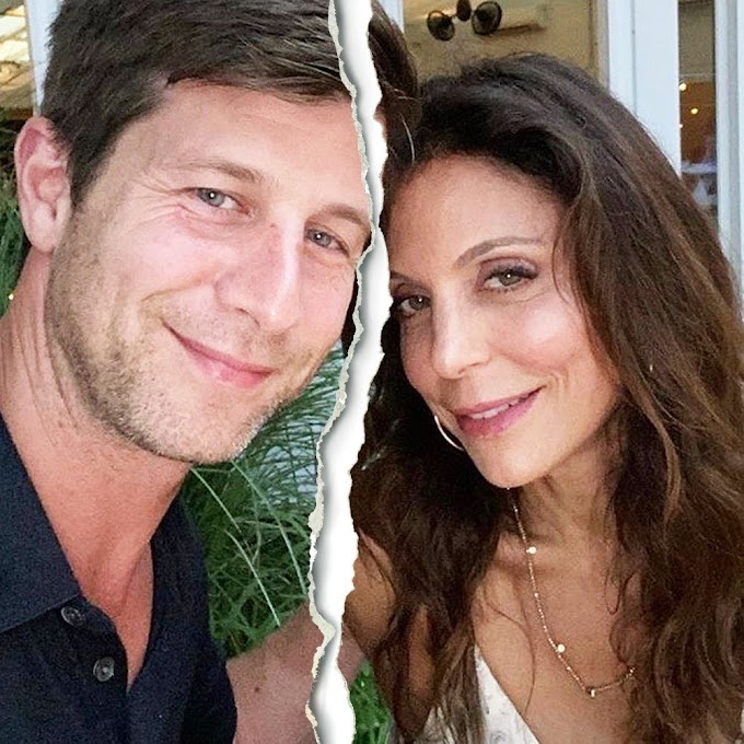 Bethenny Frankel Splits From Boyfriend Paul Bernon After Two Years Of Dating!