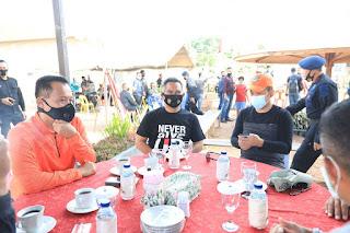 Lomba Memancing dalam Rangka Memperingati Hari Bhayangkara ke-74 dan HUT Kodam VI Mulawarman Ke-62 - Tarakan Info