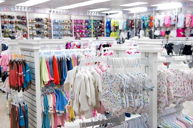 Itens para comprar para o enxoval do bebe em Los Angeles