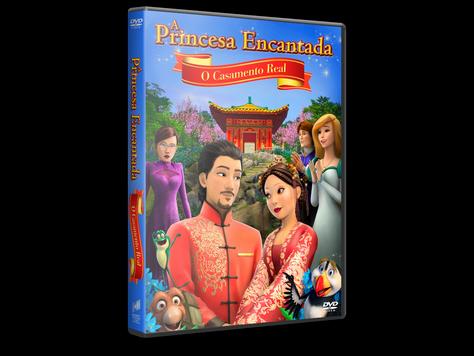 A Princesa Encantada - O Casamento Real