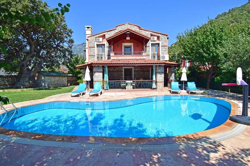 Tatilin Yeni Gözdesi Özel Havuzlu Kiralık Villalar