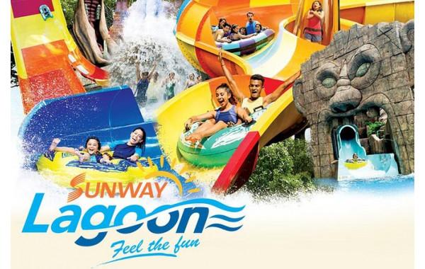 Review: Percutian Pendek Keluarga di Sunway Pyramid Hotel dan Taman Tema Sunway Lagoon
