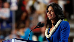We support Tulsi Gabbard NOT Joe Biden.